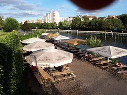 Berlin's beachside bars
