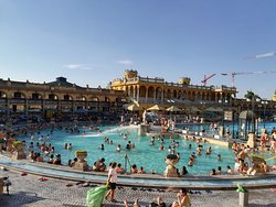 Széchenyi Baths and Pool (Budapest): Aggiornato 2018 - tutto quello ...