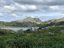 Lion's Den Hiking Trail