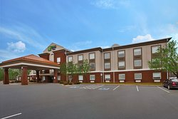 Holiday Inn Express & Suites Manchester-Conf Ctr