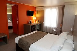 Hotel Le Renard Chalons Centre
