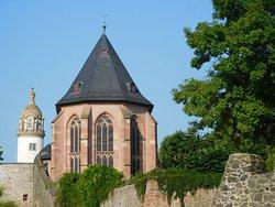 Altes Schloss Hoechst