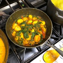 Maz's Indian Cooking