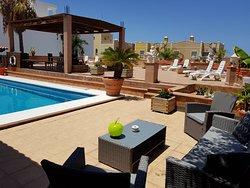 Bed and Breakfast Tenerife Sur Villa Paloma