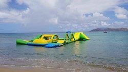 Ocean's Beach Bar Lounge and Aqua Park