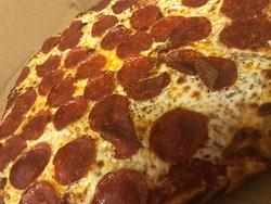 Mmm classic pepperoni