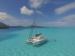 Bora Bora Cruise and Dive