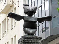 Statue Le Grand Assistant