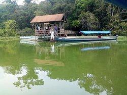 Lake Limoncocha