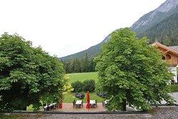 Es hat uns gefallen im Berggasthof / Berghotel Bärnstatt in Hinterstein