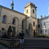 Benedictine Church and Monastery