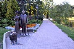 Monument to the Mayor George Armitstead
