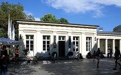 Tourist Info Elisenbrunnen