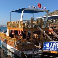 Alaiye 1 Boat Tour