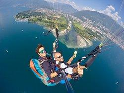 FlyTicino - Paragliding Tandem Flights