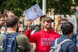 Legends Free Walking Tours