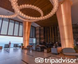 Lobby at the Grand Fiesta Americana Puerto Vallarta All Inclusive Adults Only