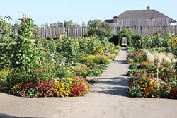 Fort Vancouver National Historic Site Garden