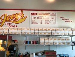 Joey's Hotdogs