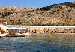 Mandraki Resort Beach