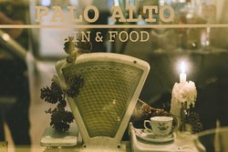 Palo Alto Gin & Food