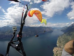 Roberto Paragliding Malcesine
