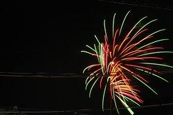 Kameoka Peace Festival Hozugawa River Fireworks