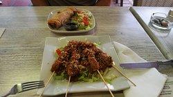 Auténtica comida Thai casera