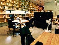 Bookcafe Okinawa Rail