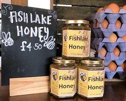 Our local honey £4.50