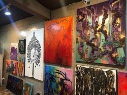 Laura Urrea Art Gallery