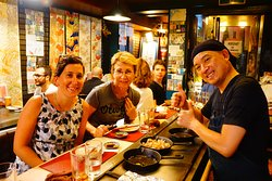 Valeria-san! Thank you for coming with your wonderful mom! Miss you & MATANE!