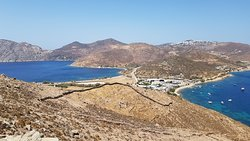 Walking in Patmos