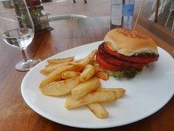 La mejor hamburguesa vegetal del mundo