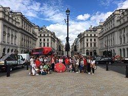 草莓之旅-伦敦背包行