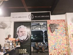 Cafe Of Thrones