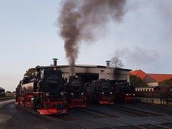 BSW - Kulturgruppe Harzquer- und Brockenbahn, Wernigerode