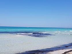 Spiaggia di Torre San Giovanni
