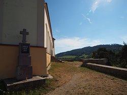 Talseite der Kapelle