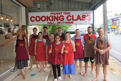Phuket Thai Cooking Class by VJ