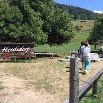 Hotel Restaurant Heidihof