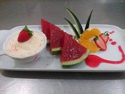 Indulge in delicious Dessert