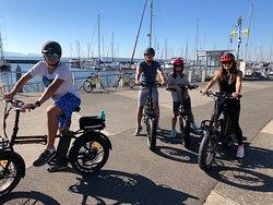 Scholar Rider Ebike Tours