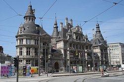 Nationale Bank van België te Antwerpen