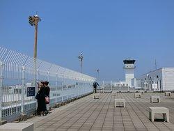 Matsuyama Airport Observation Deck
