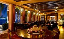La Palmeraie Moroccan restaurant