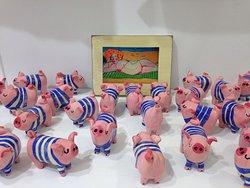 sailor pigs