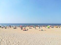 Strand beim Beach Club