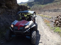 Buggy Safari Gran Canaria