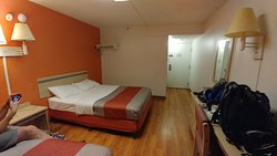 Beds and room
